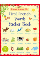 Купить - Книги - Farmyard Tales First French Words Sticker Book