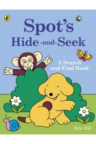 Купить - Книги - Spots Hide-and-Seek: A Search and Find Book