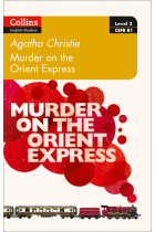 Купити - Книжки - Murder on the Orient Express. B1 Level 3