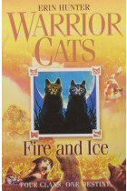 Warrior Cats. Book 2. Fire and Ice