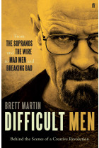 Купить - Книги - Difficult Men. Behind the Scenes of a Creative Revolution. From «The Sopranos» and «The Wire» to «Mad Men» and «Breaking Bad»