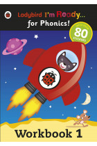 Купити - Книжки - Workbook 1: Ladybird I'm Ready for Phonics