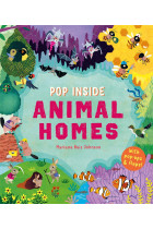 Купить - Книги - Pop Inside. Animal Homes