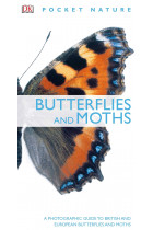 Купити - Книжки - Butterflies and Moths. A Photographic Guide to British and European Butterflies and Moths