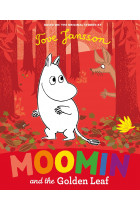 Купити - Книжки - Moomin and the Golden Leaf