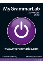 Купить - Книги - MyGrammarLab Advanced Student's Book without Answer Key with MyLab Access