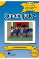 Купить - Книги - Captain Jack 2 Multimedia Pack