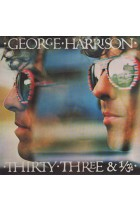 Купить - Музыка - George Harrison: Thirty Three & 1/3 (LP) (Import)