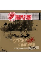 "Купить - Музыка - The Rolling Stones: ""Sticky Fingers"" Live At The Fonda Theatre (3 LP+DVD) (Import)"