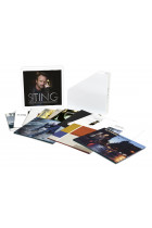 Купить - Музыка - Sting: The Complete Studio Collection (16 LP) (Import)