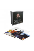 Купить - Музыка - Sting: The Studio Collection. Volume II (5 LP) (Import)