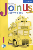 Купити - Книжки - Join Us for English. Activity book. Level 1