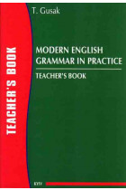 Купить - Книги - Modern English Grammar in Practice. Teacher's book