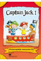 Купить - Книги - Captain Jack 1 Photocopiables CD-ROM
