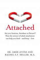 Купити - Книжки - Attached: Are you Anxious, Avoidant or Secure? How the science of adult attachment can help you find – and keep – love