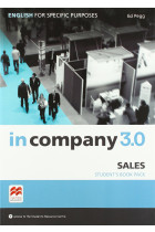 Купить - Книги - In Company 3.0 ESP Sales Student's Pack