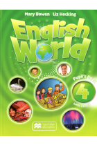 Купити - Книжки - English World 4 Pupil's Book with eBook