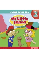 Купить - Книги - My Little Island 2 Class Audio CD