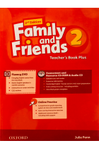 Купить - Книги - Family and Friends 2 Second Edition Teacher's Book Plus