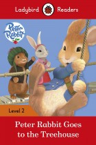 Купити - Книжки - Ladybird Readers. Level 2. Peter Rabbit: Goes to the Treehouse