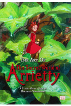Купить - Книги - The Art of The Secret World of Arrietty