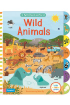 Купить - Книги - My First Search and Find: Wild Animals