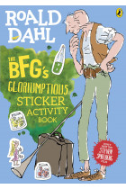 Купить - Книги - The BFGs Gloriumptious Sticker Activity Book