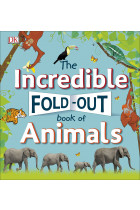 Купить - Книги - The Incredible Fold-Out Book of Animals