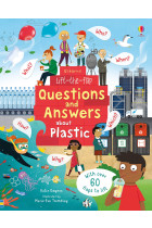 Купити - Книжки - Lift-the-Flap Questions and Answers About Plastic