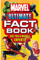 Купить - Книги - Marvel Ultimate Fact Book. Become a Marvel Expert!