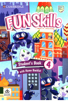 Купити - Книжки - Fun Skills Level 4. Student's Book with Home Booklet and Downloadable Audio