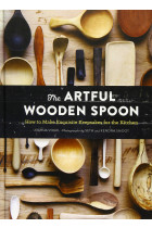 Купити - Книжки - The Artful Wooden Spoon. How to Make Exquisite Keepsakes for the Kitchen