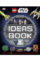 Купить - Книги - LEGO Star Wars Ideas Book