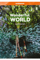 Купить - Книги - Wonderful World 5: Workbook