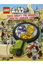 Купити - Книжки - These Aren't the Droids You're Looking for - a Search-and-Find Book