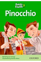 Купить - Книги - Family and Friends Readers 3. Pinocchio