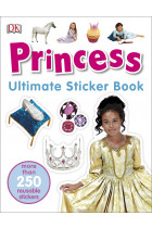 Купить - Книги - Princess Ultimate Sticker Book