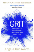 Купить - Книги - Grit: Why passion and resilience are the secrets to success