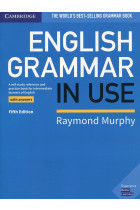 Купити - Книжки - English Grammar in Use 5th Edition Book with answers
