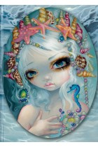 Купить - Блокноты - Jasmine Becket-Griffith. Seashell Princess