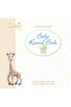 Купити - Книжки - Baby Record Book. For Precious Memories of Your Baby's First Year