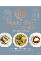 Купити - Книжки - MasterChef The Classics with a Twist