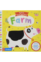 Купить - Книги - My First Touch and Find: Farm