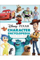 Купити - Книжки - Disney Pixar Character Encyclopedia