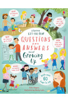 Lift-the-Flap: Questions and Answers About Growing Up