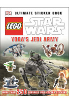 Купить - Книги - Lego Star Wars: Yoda's Jedi Army Ultimate Sticker Book