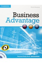 Business Advantage Intermediate Personal Study Book with Audio CD