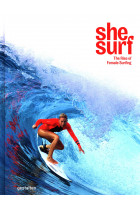 Купити - Книжки - She Surf. The Rise of Female Surfing