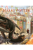 Купити - Книжки - Harry Potter and the Goblet of Fire. Illustrated Edition