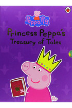 Купити - Книжки - Princess Peppa's. Treasury of Tales. Slipcase